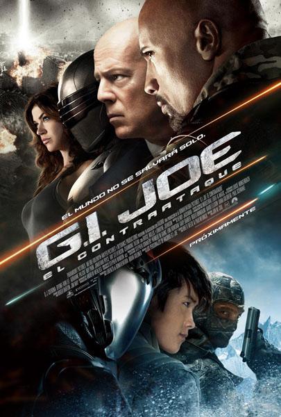 G.I. Joe Retaliation - VFX Consultant
