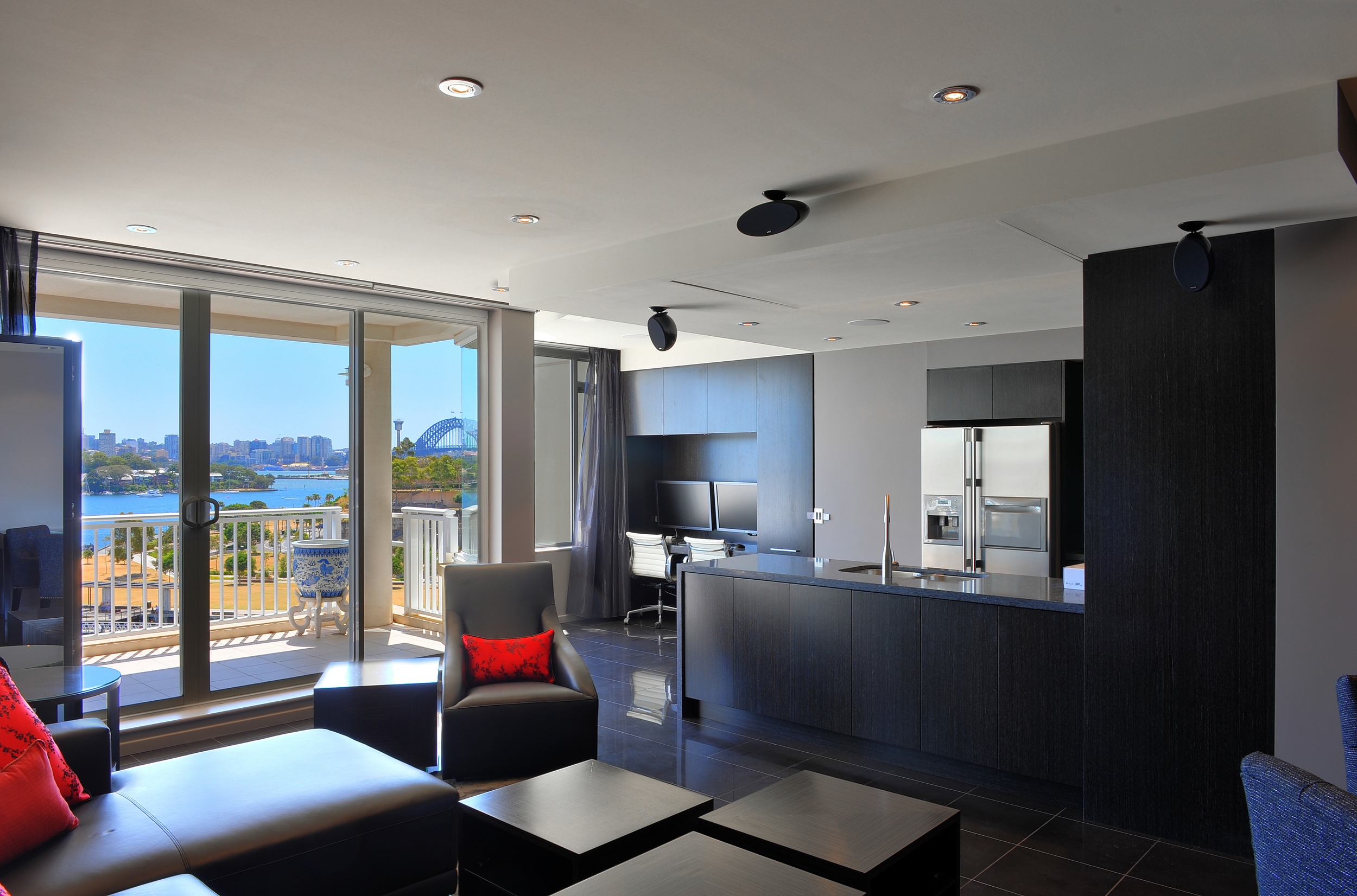 Pyrmont Penthouse, Sydney