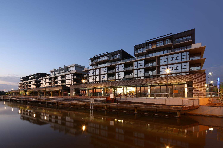 Dockside Residential Development, Canberra