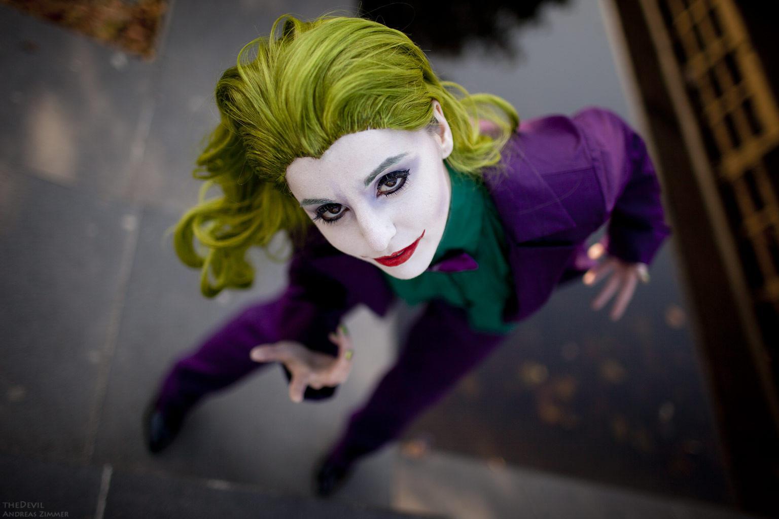 Joker by:  Federkiel