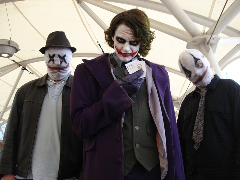Joker by:  Animewhitewolf