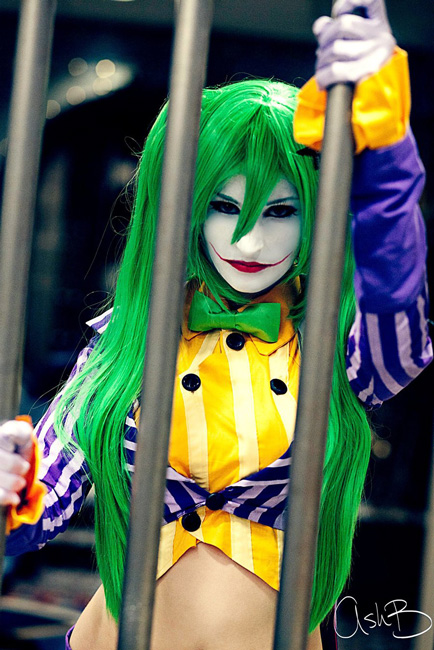 Joker by:  Gammogahato