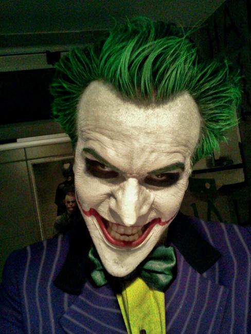Joker by:  Alexworks