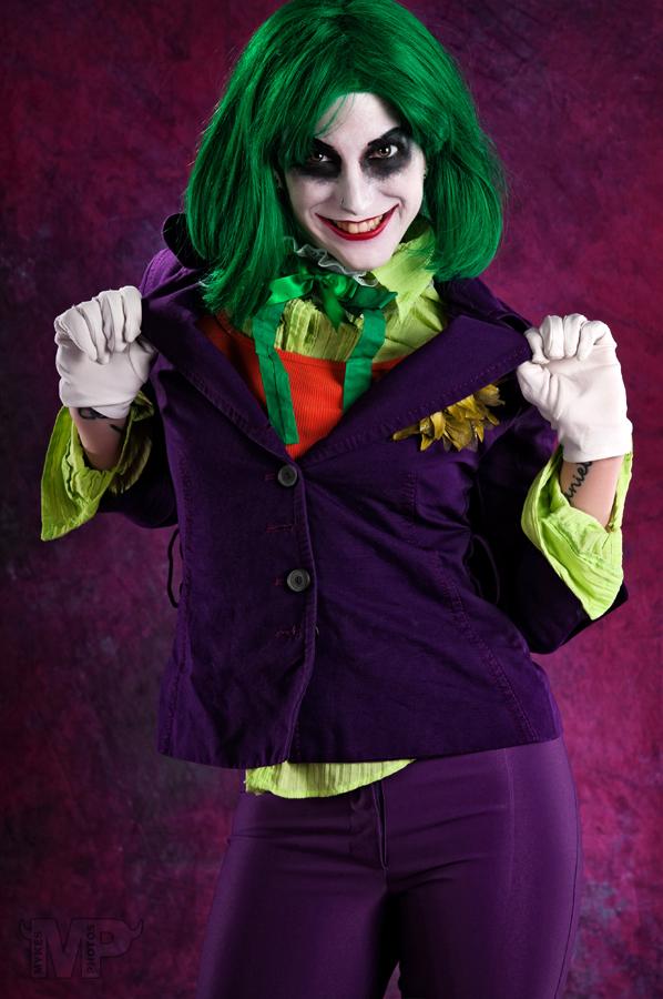 Joker by:  Gameslut
