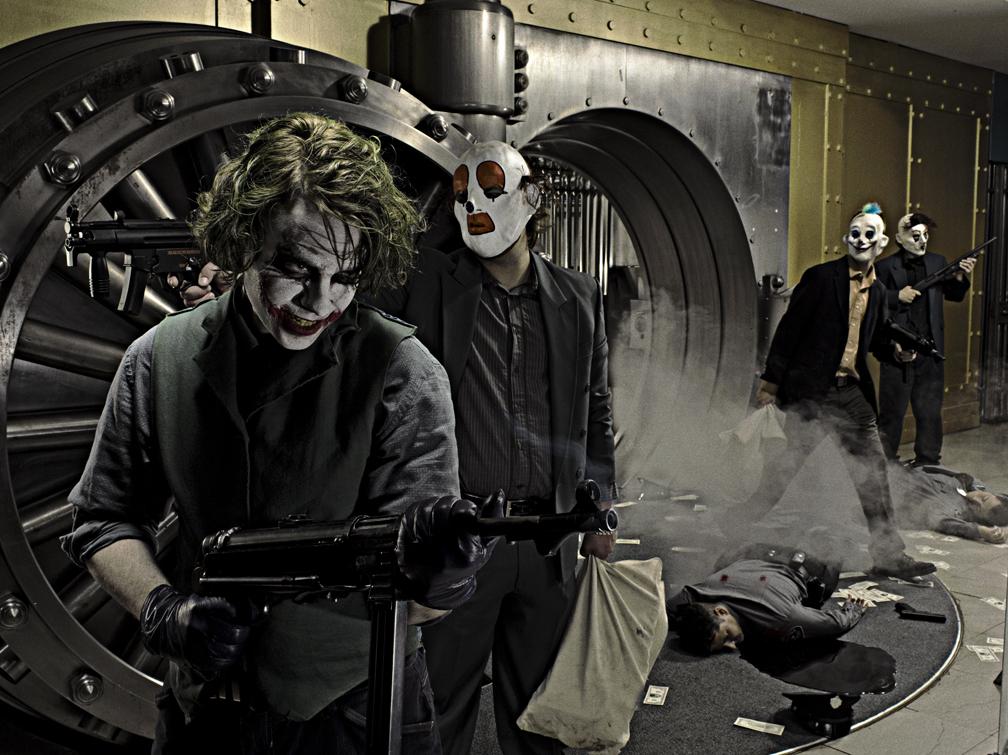 Joker by:  Electricsixx