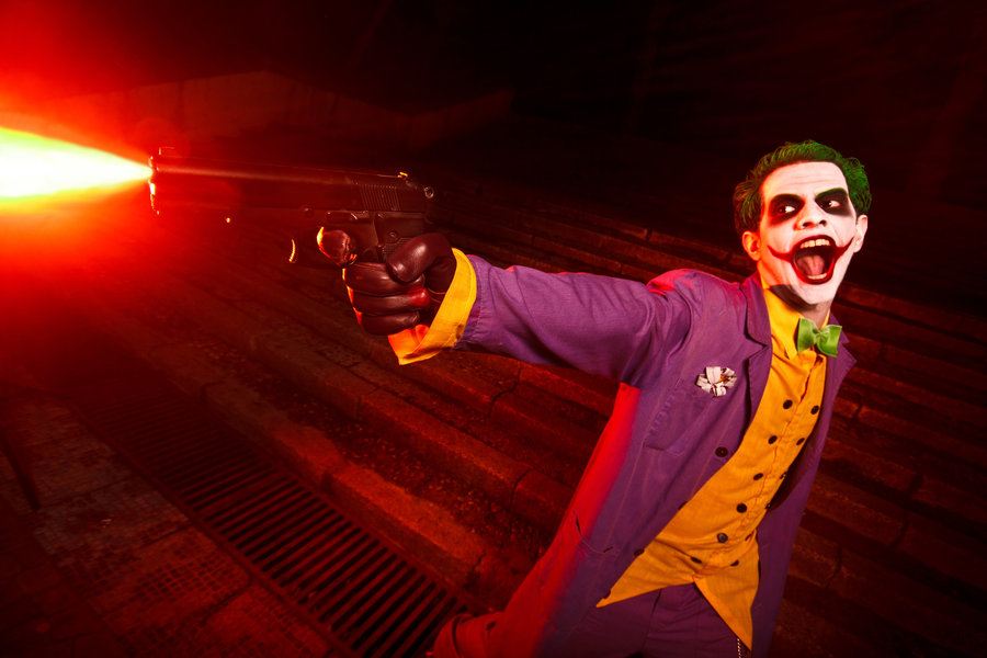 Joker by:  Chaves87