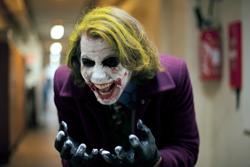 Joker by:  Lucius Ferguson