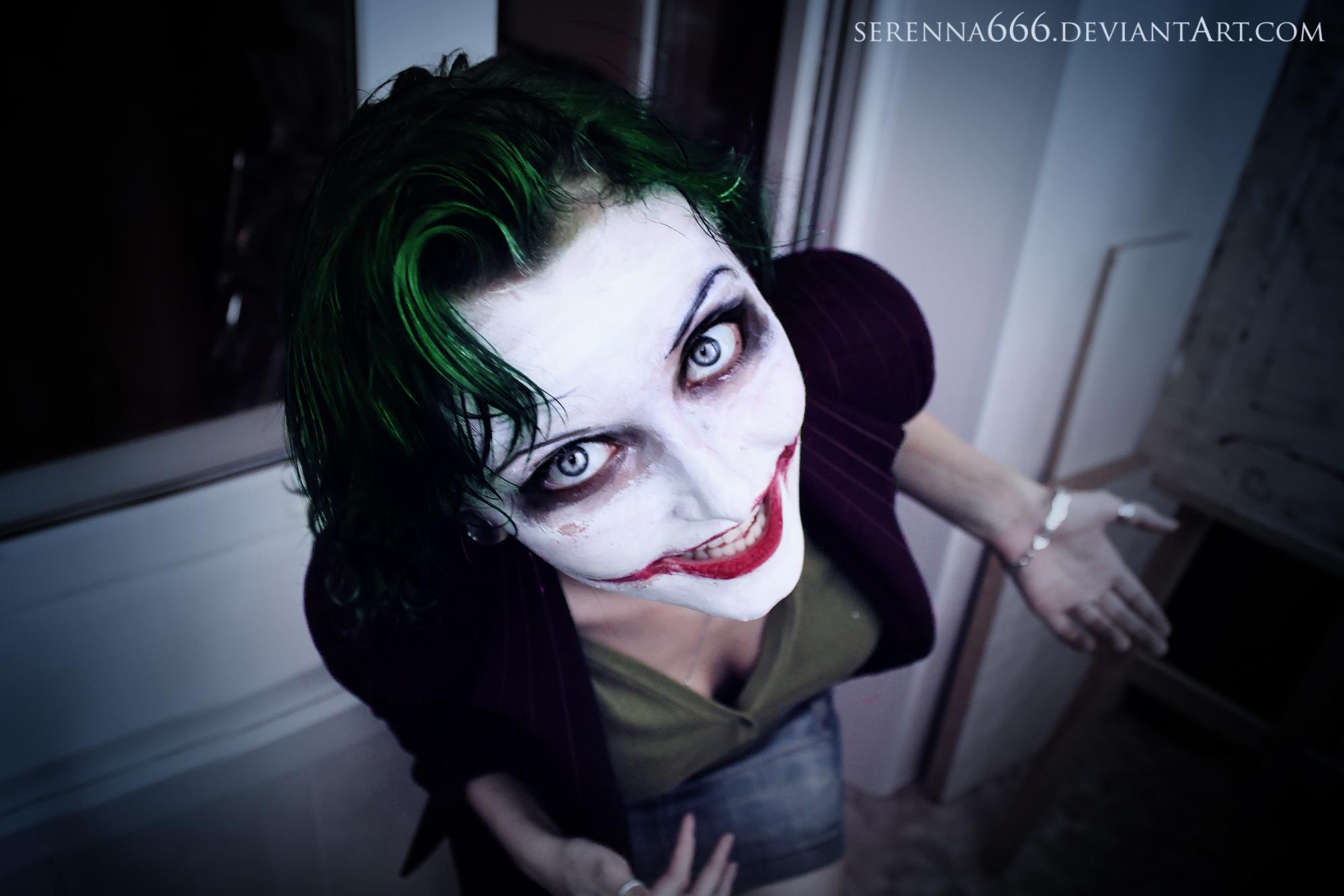 Joker by:  Serenna666