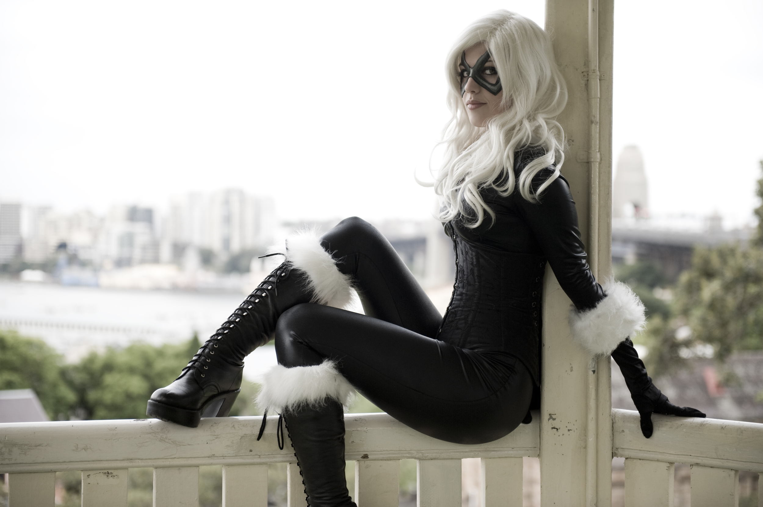 BadLuckKitty  is Black Cat | Photo by  Krisez