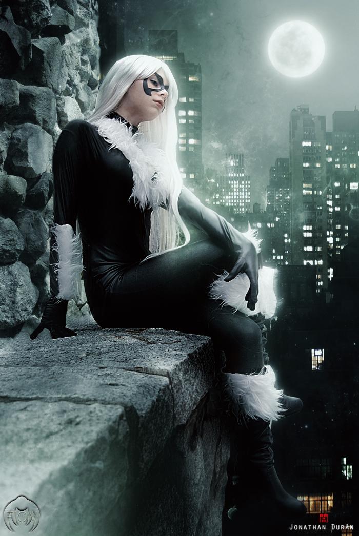 WhiteLemon  is Black Cat | Photo by Jonathan Duran