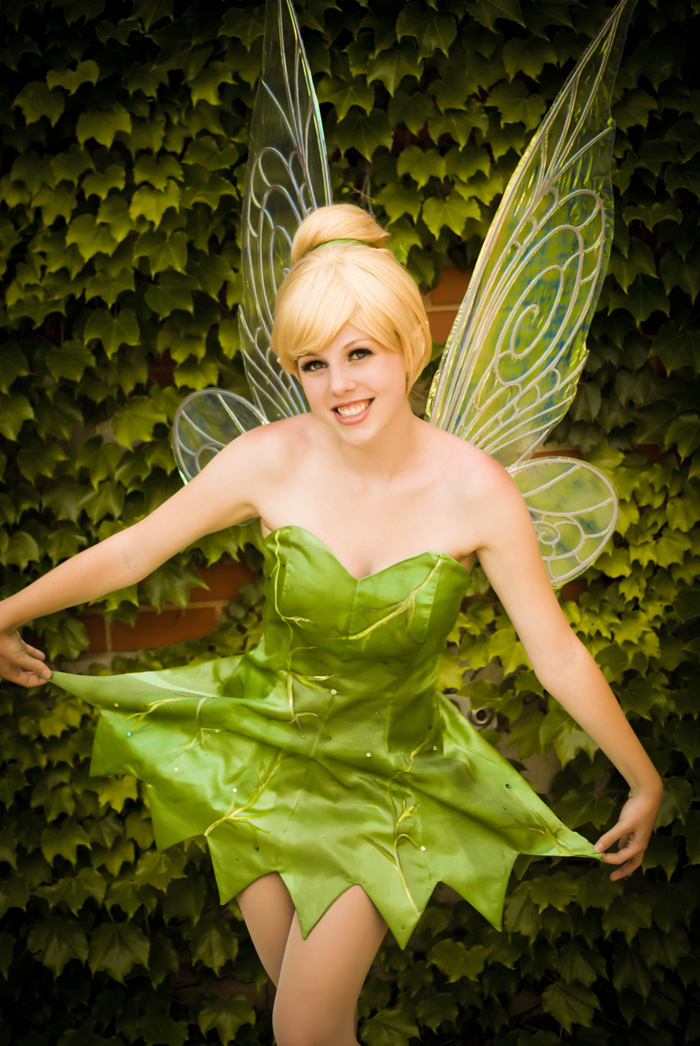 Courtoon  is Tinkerbell
