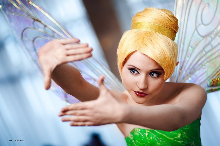 Tink Ichigo  is Tinkerbell