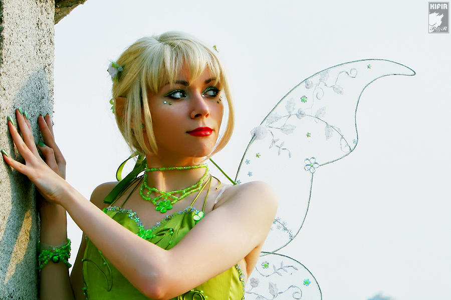 Ryoko-demon  is Tinkerbell | Photo by  Kifir