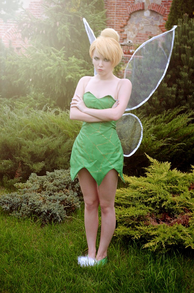 Helen Stifler  is Tinkerbell