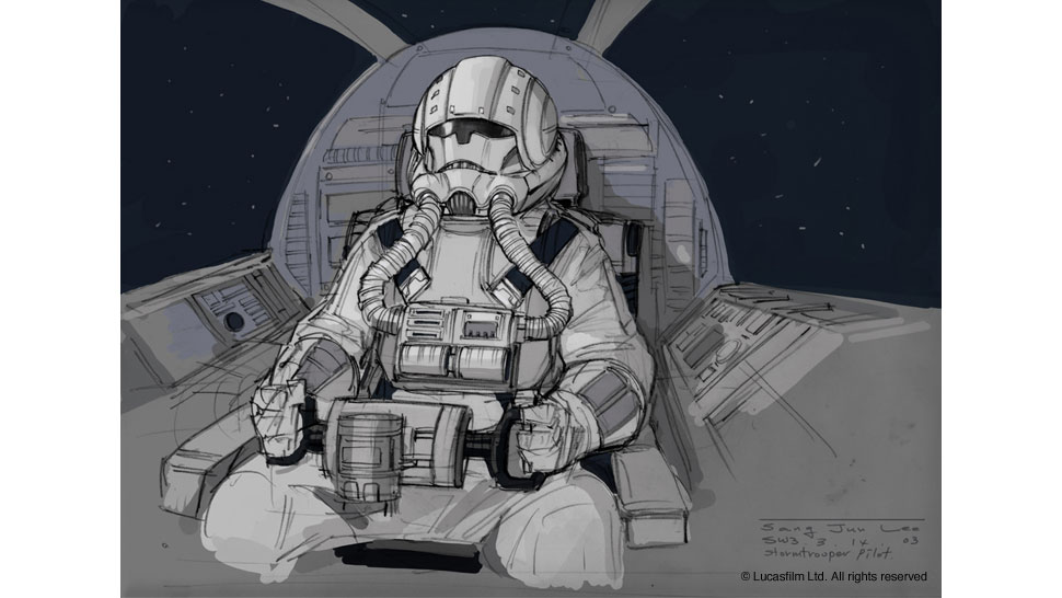 Awesome Star Wars Episode Iii Concept Art Collection Geektyrant