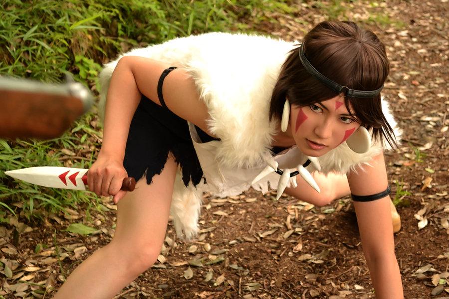 MIUX-R  is San / Princess Mononoke