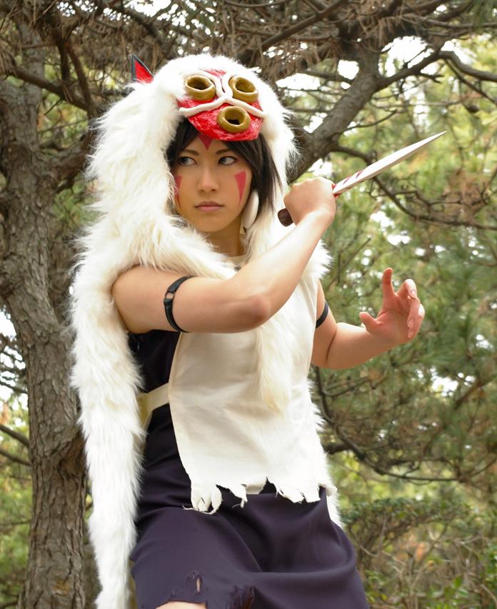 Princess Mononoke S San Best Of Cosplay Collection Geektyrant