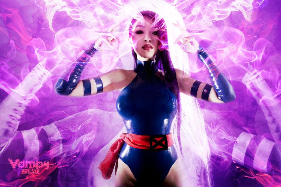 Vampy Bit Me  is Psylocke | Photo by:  Long Vo