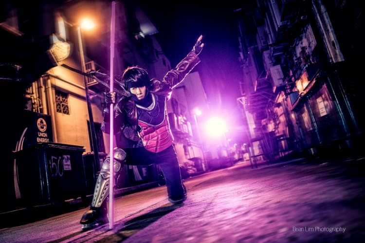 Lord Angelus  is Gambit | Photo by: Brian  Lim Photography