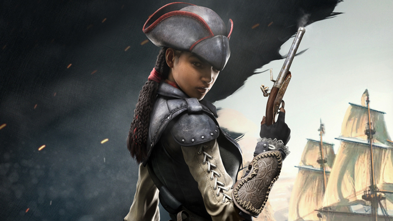 Assassin S Creed Liberation Review Giving Aveline The Spotlight