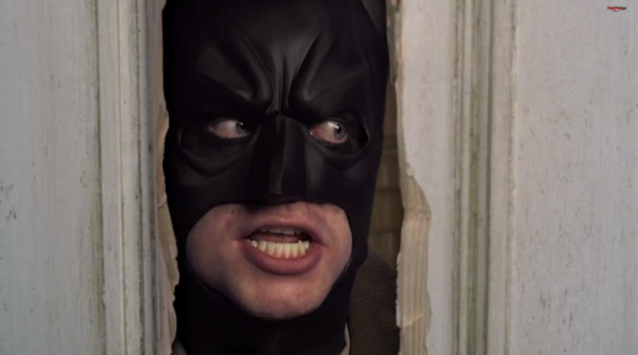Batman Recreates Classic Movie Scenes - Part 3