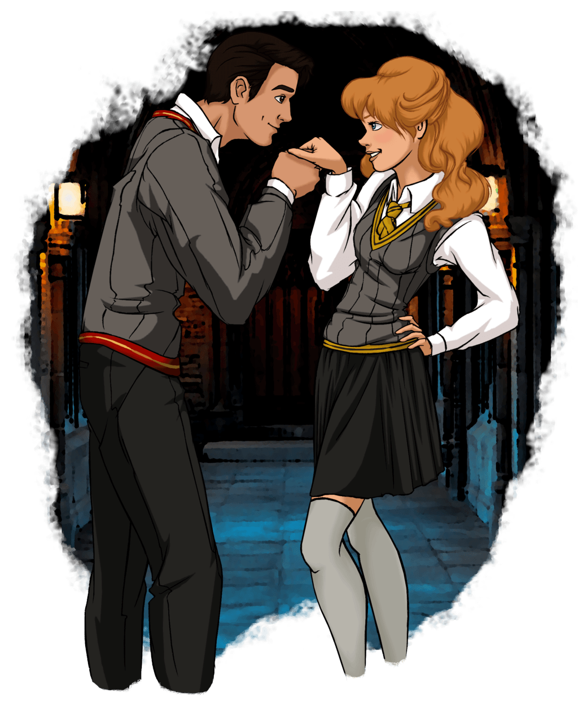 Cinderella and Prince Henry