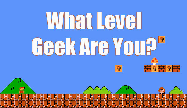 What Makes Me a Geek? BuzzFeed Quiz Gets It Wrong — GeekTyrant