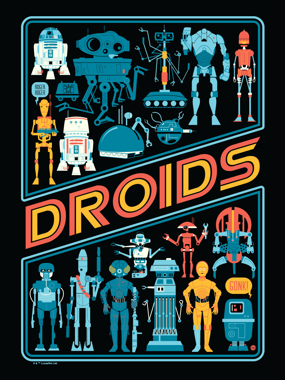 Star Wars Art From Acme S May 4th Celebration Geektyrant