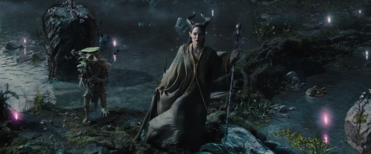 New Clip From Maleficent Queen Of The Moors Geektyrant