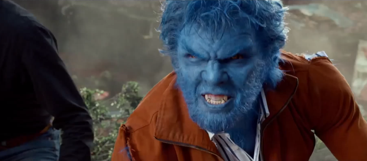 x-men-days-of-future-past-beast-iceman-colossus-and-bishop-character-videos
