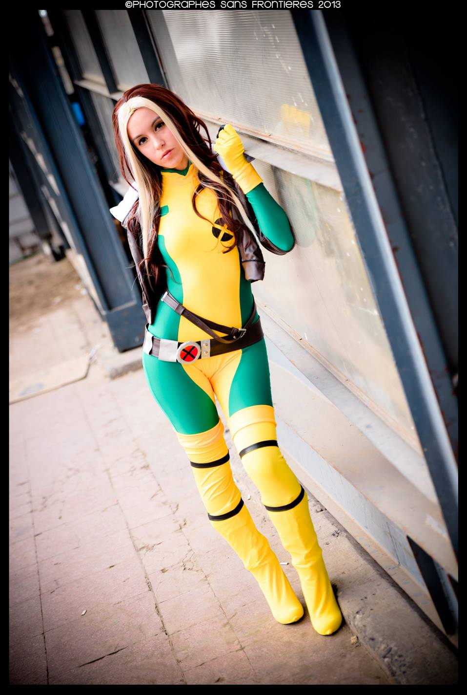 Valeria Antonia  is Rogue— Photo by Sans Frontieres