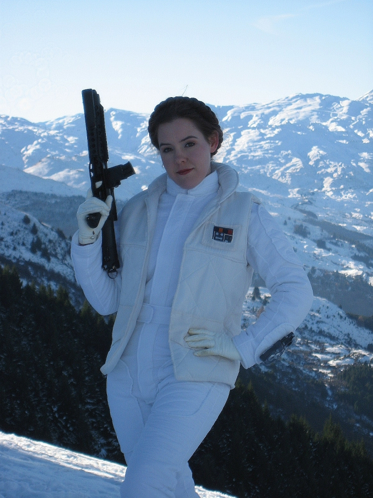 Bria-Silivren  is Princess Leia