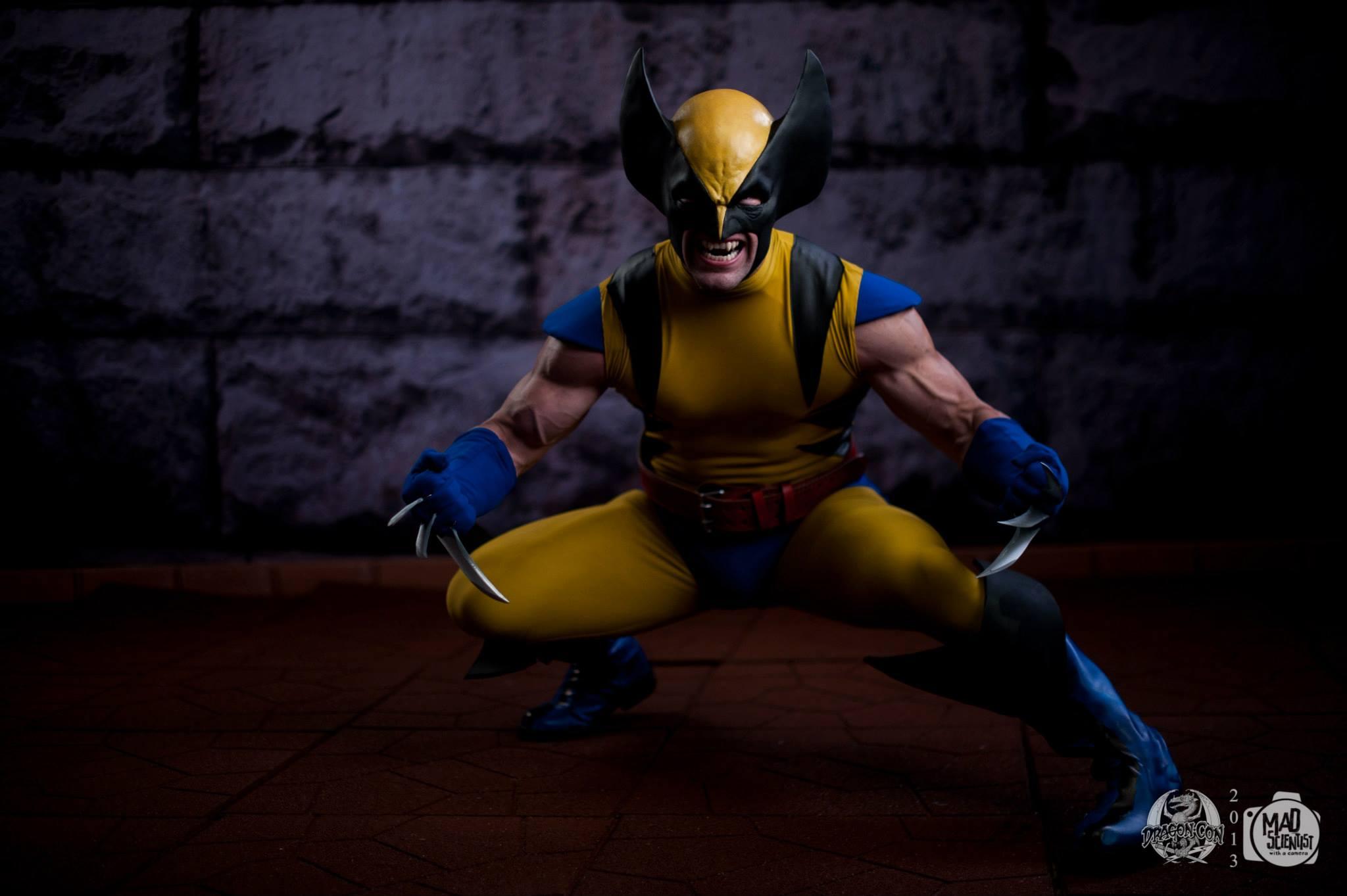 JonathanCarroll is Wolverine