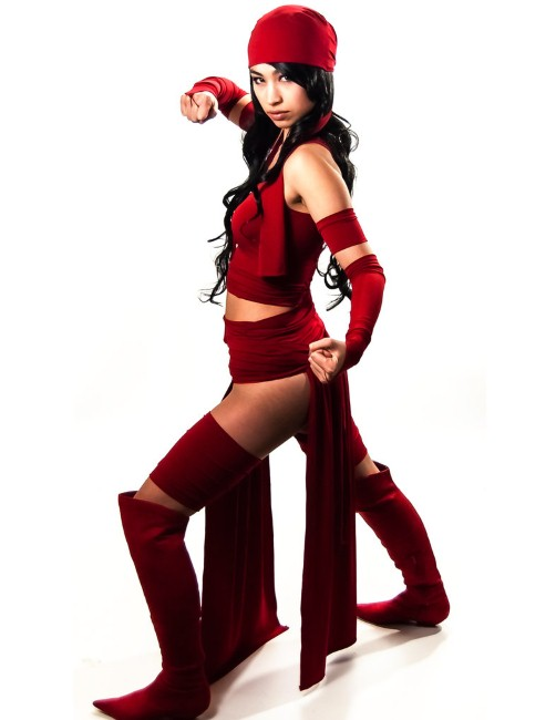 Vanessa Wedge  is Elektra | Photo by: Adam Woz