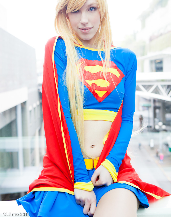 Shut-up-and-duel-me  is Supergirl