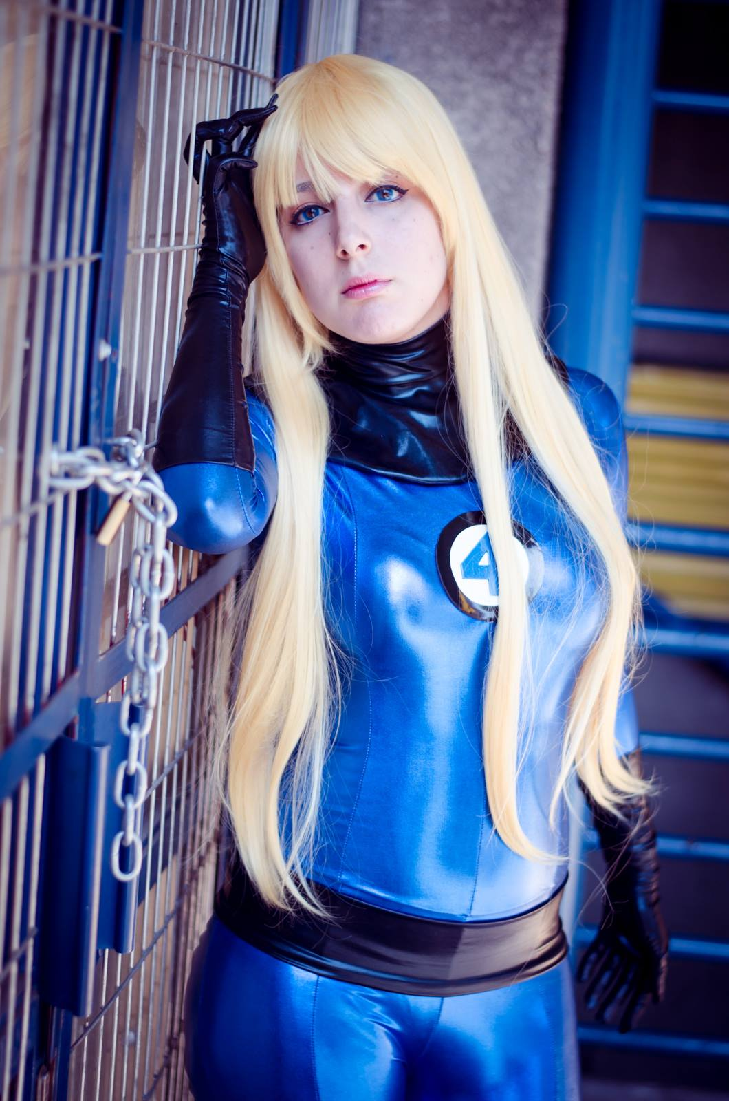RingoxHitomi  is Invisible Woman | Photo by: Sou