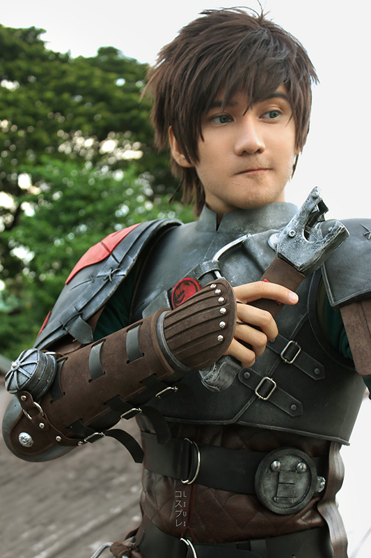 Incredible How To Train Your Dragon 2 Hiccup Cosplay Geektyrant