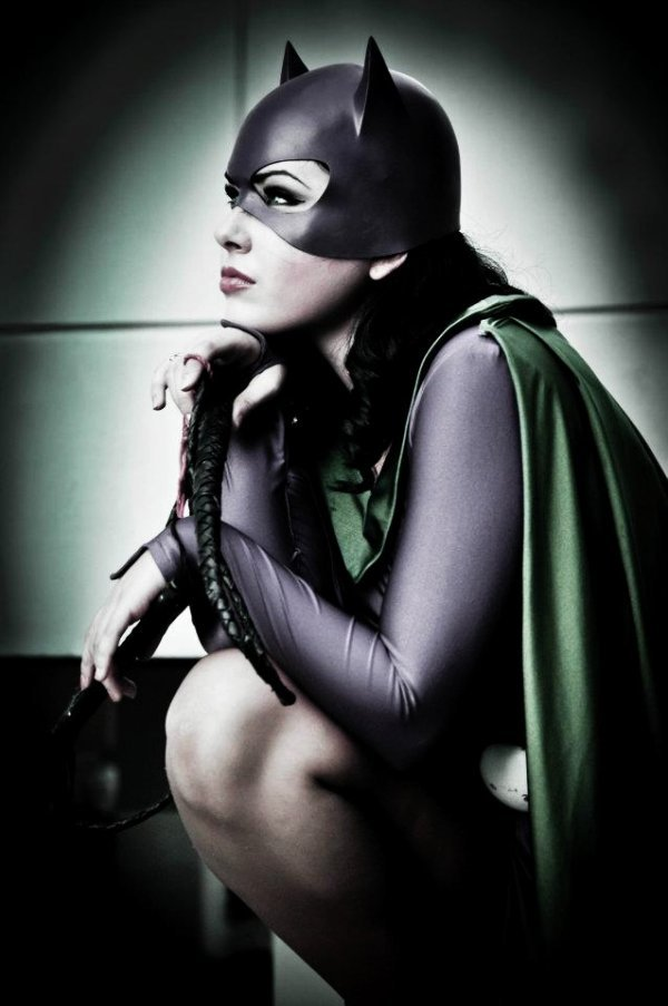 Milla Bishop  is Catwoman