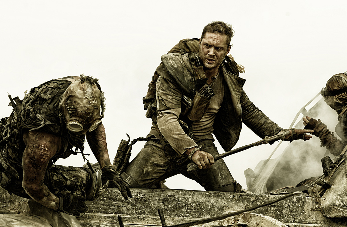 Warner Bros. Bringing MAD MAX and THE HOBBIT to Comic-Con 2014