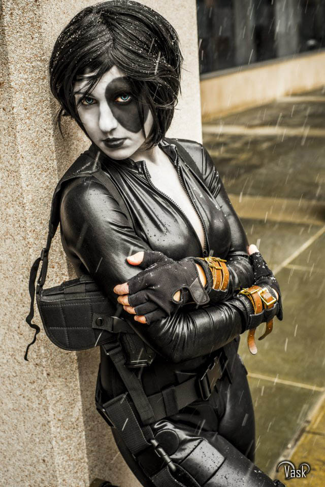 KOCosplay  is Domino | Photo by: A.G.Vask