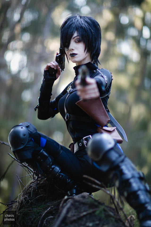 Misdreavus M Cosplay  is Domino | Photo by:  Chasis Photos