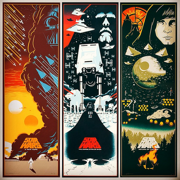 beautiful-star-wars-trilogy-poster-art-set-by-eric-tan
