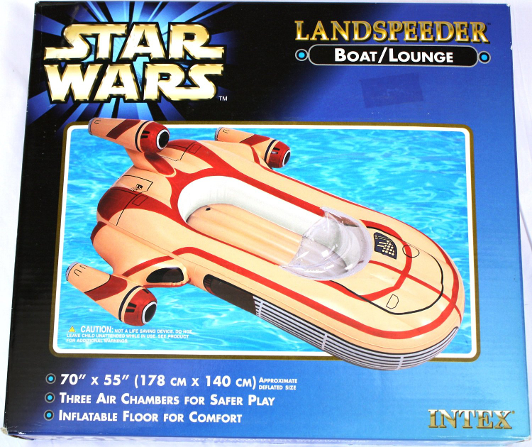 inflatable-star-wars-landspeeder-boat-lounge