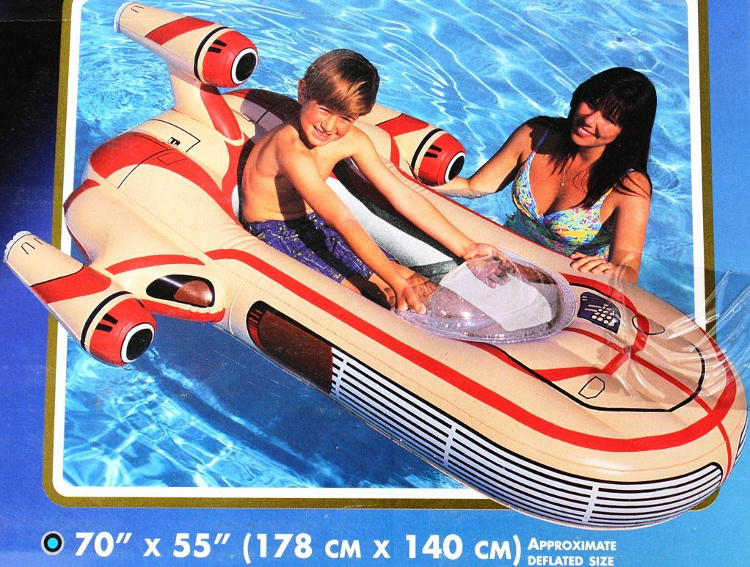 inflatable-star-wars-landspeeder-boat-lounge1
