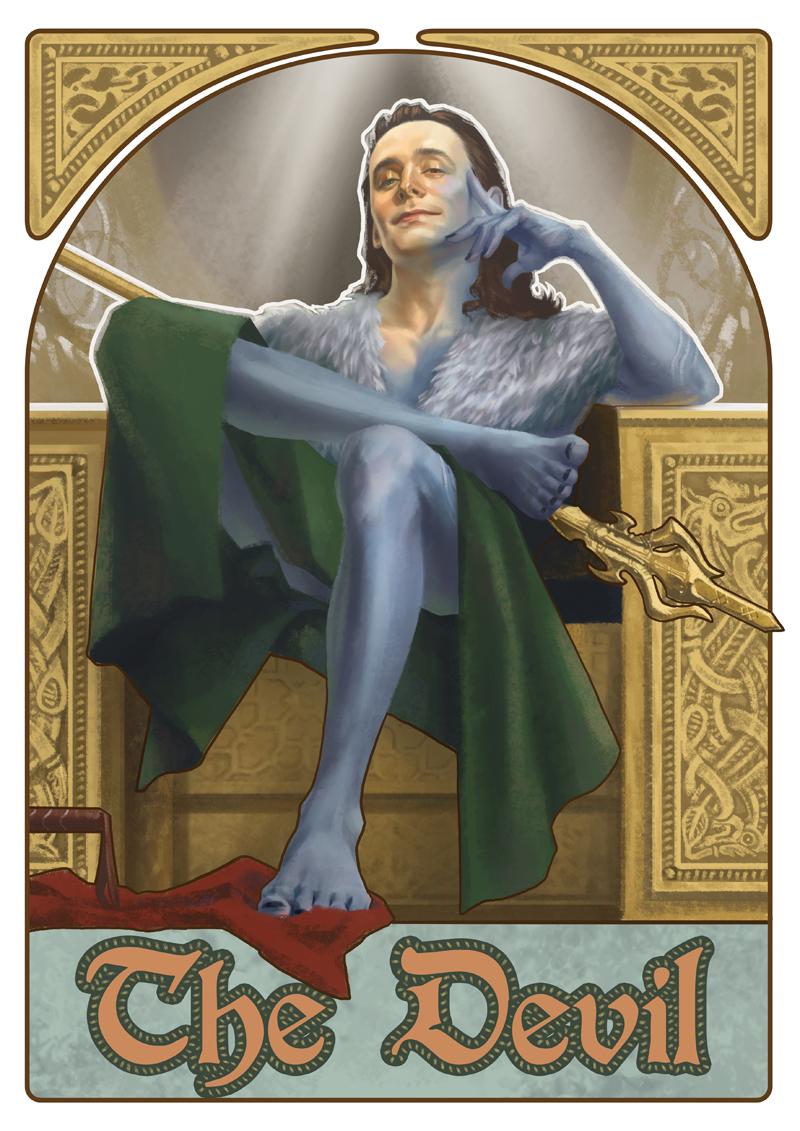 avengers-tarot-card-art