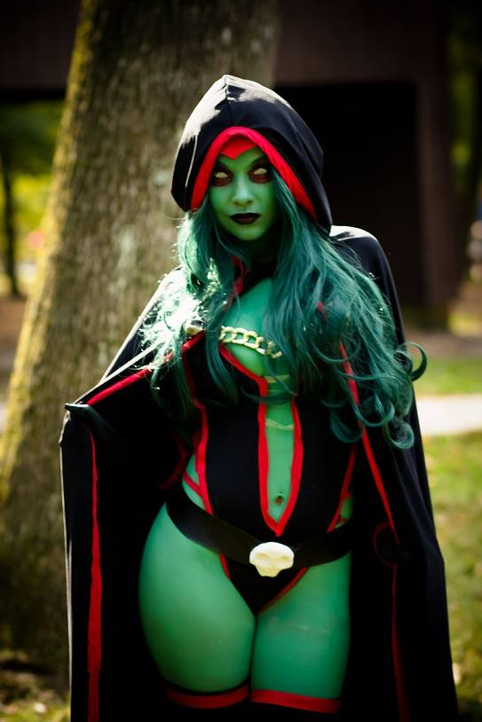 Soni Aralynn  is Gamora | Photo by:  Photos & Designs by Piera