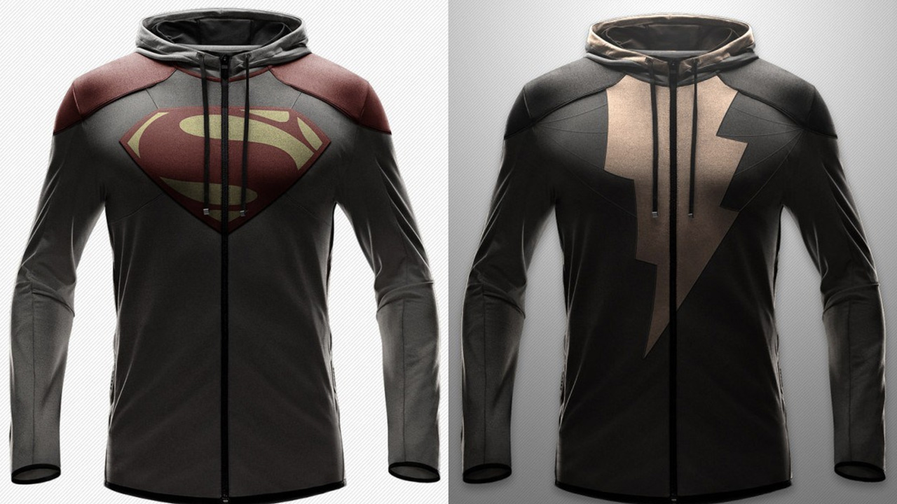 Most Badass Superhero Hooded Jacket Designs Ever! — GeekTyrant