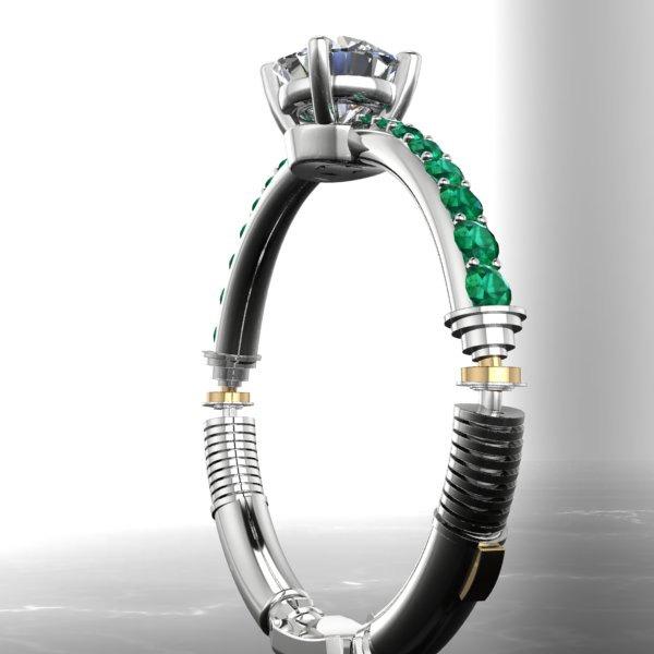 Star Wars Inspired ring