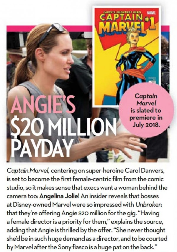 does-marvel-want-angelina-jolie-to-direct-captain-marvel