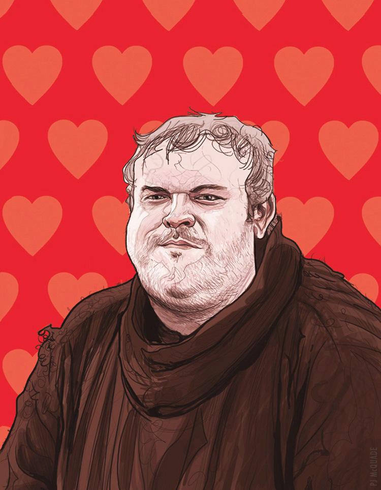 Geektastic Valentine S Day Card Art By Pj Mcquade Geektyrant